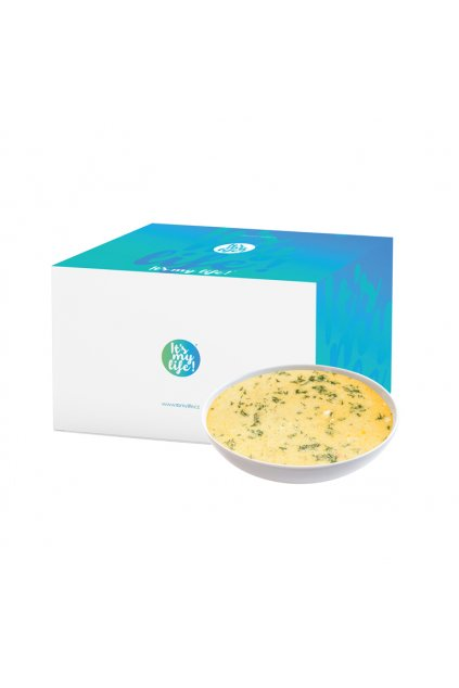 Kuracie proteínové polievky s rezancami, 800g (20porcií)