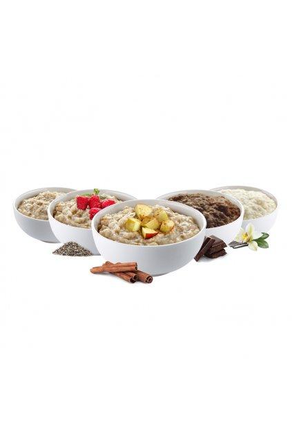 Ochutnávka proteínových kaší, 200g (5porcií)