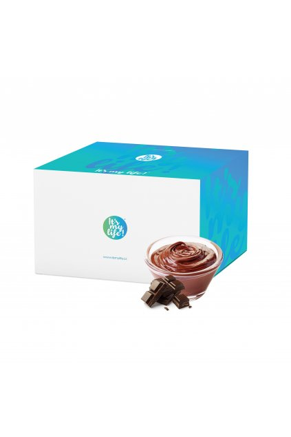 Kakaový proteínový puding, 700g (20porcií)