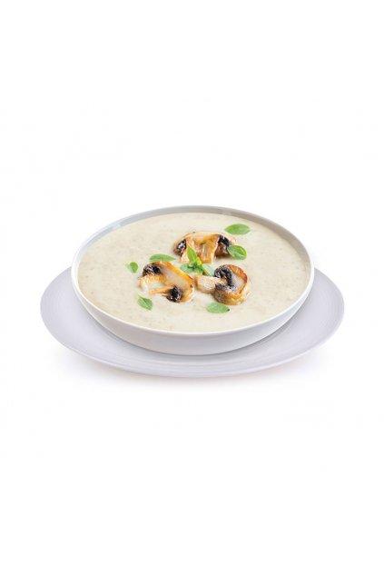 Šampiňónová proteínová polievka, 40g (1porcia)