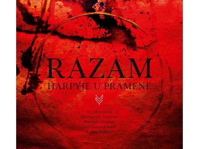 RAZAM tvrdy booklet TITLE