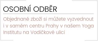Osobní odběr Praha