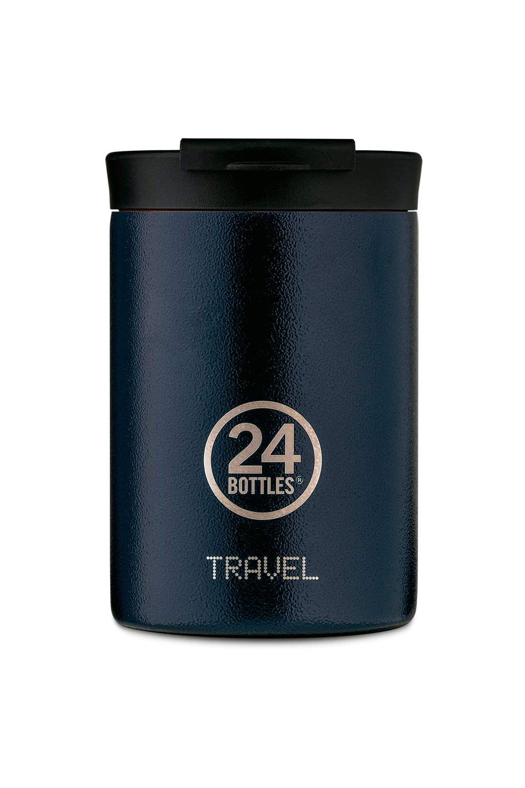 travel tumbler deep blue