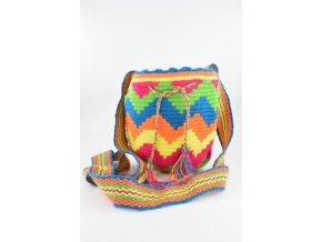 Tradiční vzor pouštního kmene Wayu