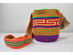 Taška Wayu přes rameno barevná