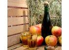 Mošty, sušená jablka
