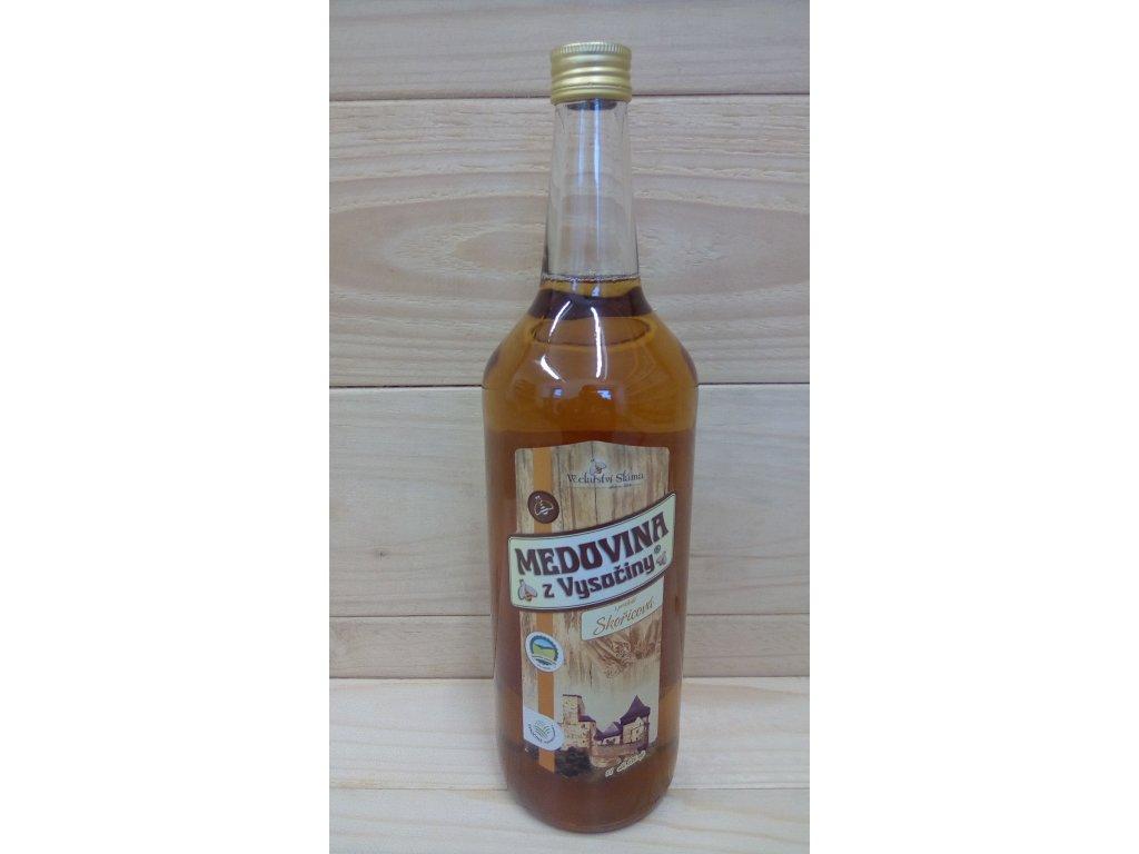 Medovina skořicová 1L