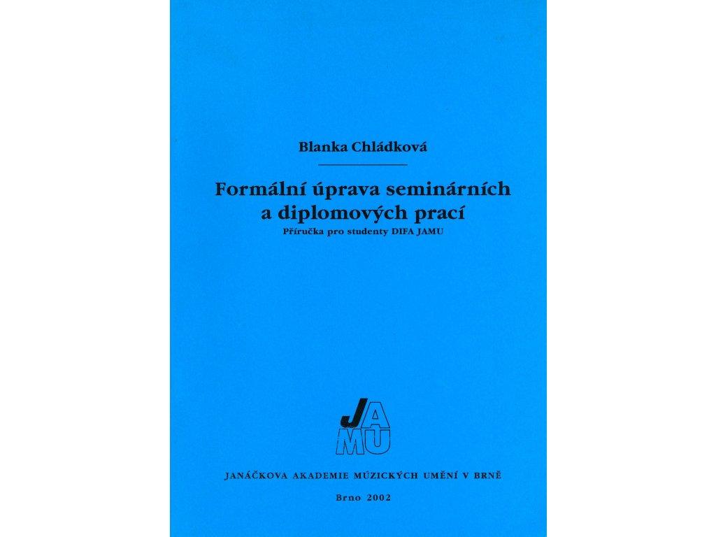 1183 formalni uprava seminarnich a diplomovych praci