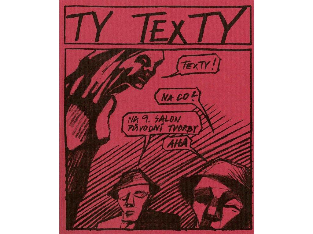 1192 ty texty 9 salon puvodni tvorby
