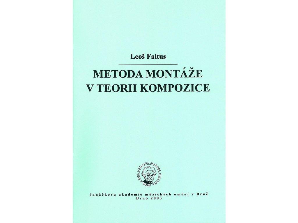 1216 metoda montaze v teorii kompozice