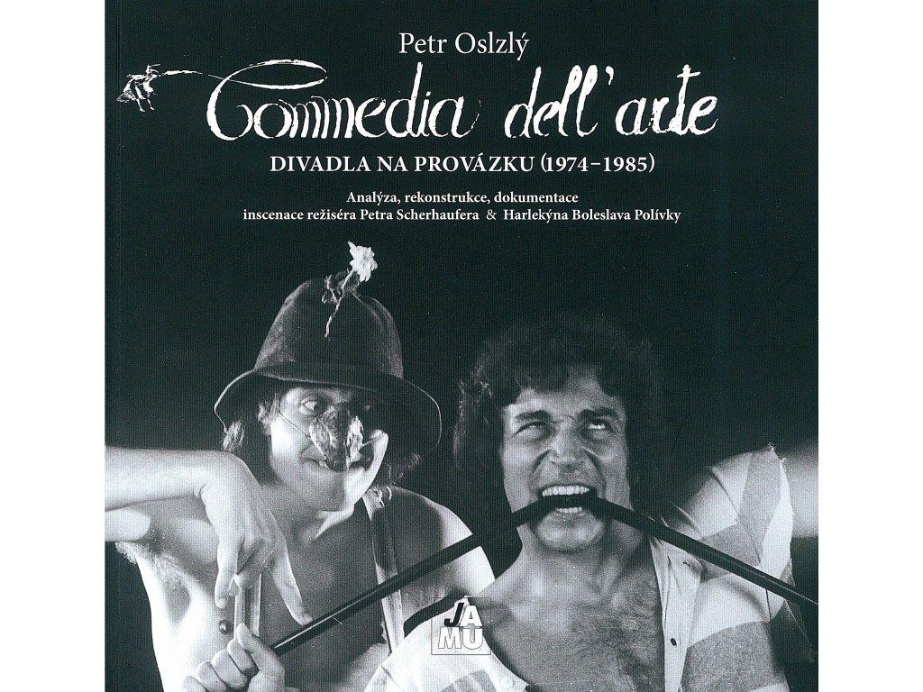 1471 commedia dell arte divadla na provazku 1974 1985