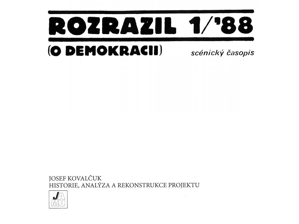 1762 rozrazil 1 88 o demokracii