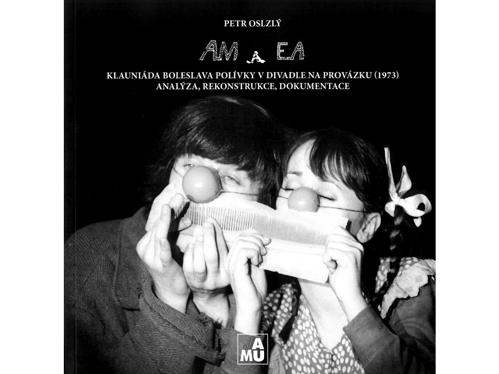 1765 am a ea klauniada boleslava polivky v divadle na provazku 1973