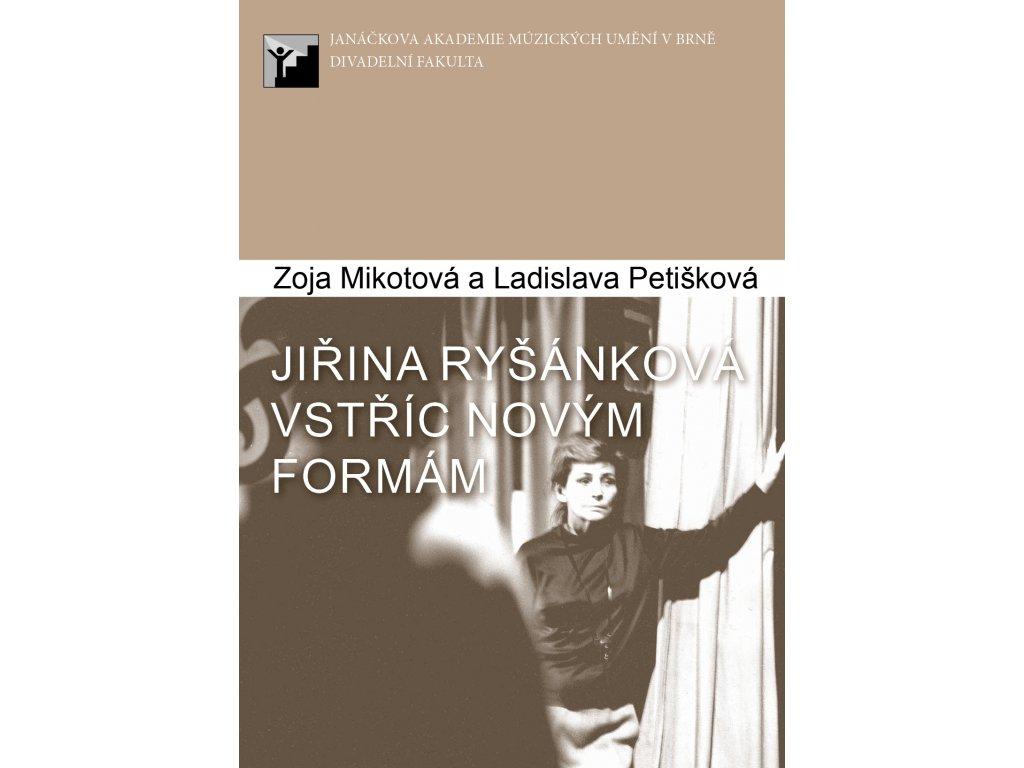 1945 jirina rysankova vstric novym formam