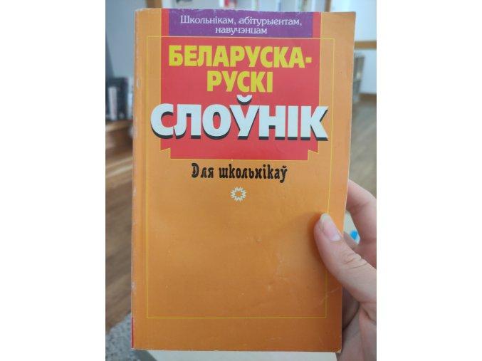 Bělorusko-ruský slovník