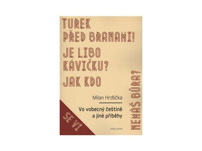 vo vobecný češtině