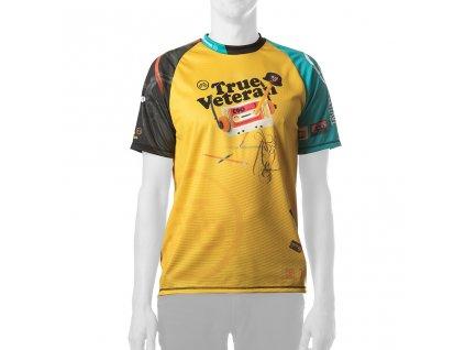 Enduro jersey True Veteran MAN short blue 01