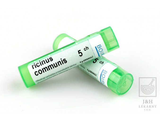 Ricinus Communis CH5 gra.4g