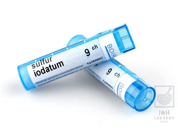 Sulfur Iodatum CH9 gra.4g