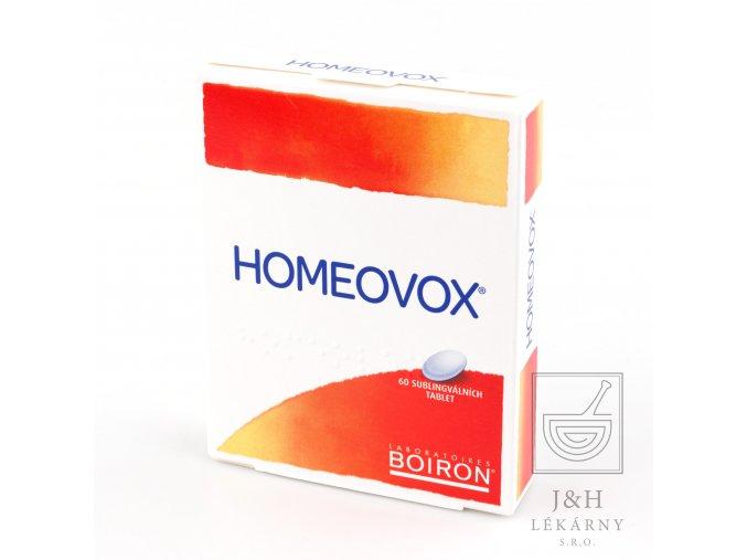 Homeovox tbl.60