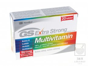 GS Extra strong 20tbl.