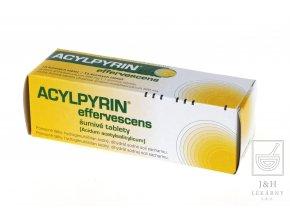 Acylpyrin Effervescens tbl.eff.15x500mg