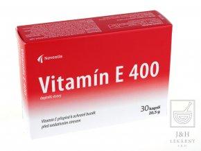 Vitamín E 400 cps.30