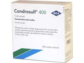 Condrosulf 400 mg por.cps.dur.180x400mg
