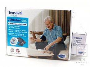 Tonometr digi.TENSOVAL Comfort Large + adaptér