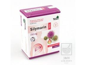 Silymarin forte 250mg+vitamin D tbl.40