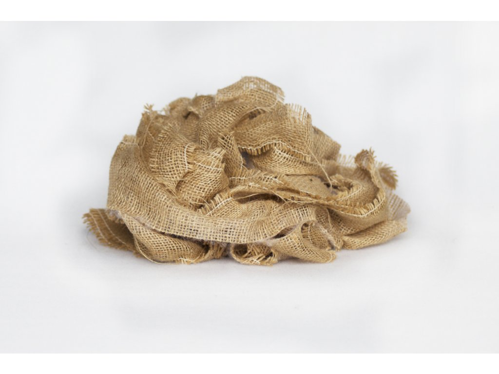 Jutová tkanina 1