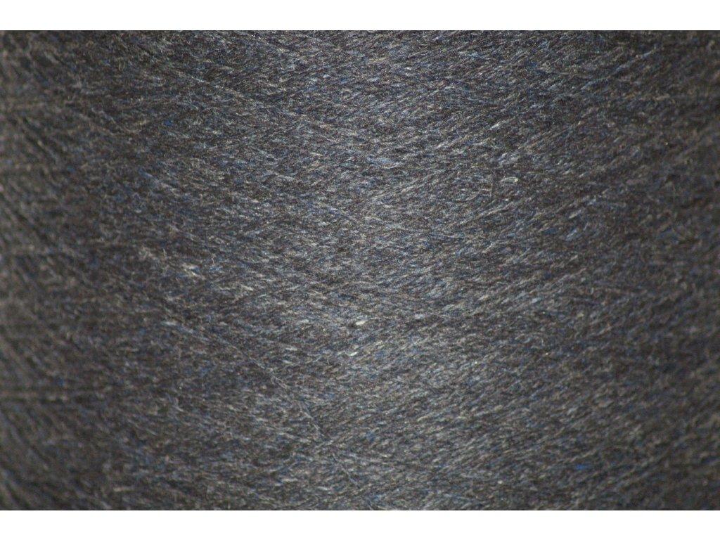 Příze Webona melír černý