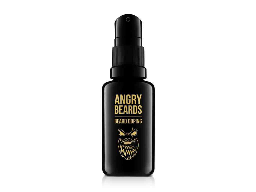 2. Doping Angry Beards