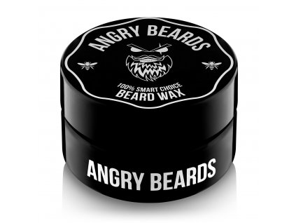1. Vosk na vousy Angry Beards