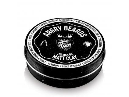 1. Lee Man Go Angry Beards