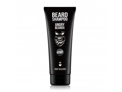 2. Šampon na vousy Angry Beards