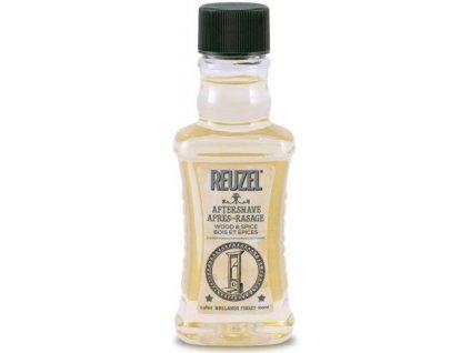 reuzel aftershave wood spice