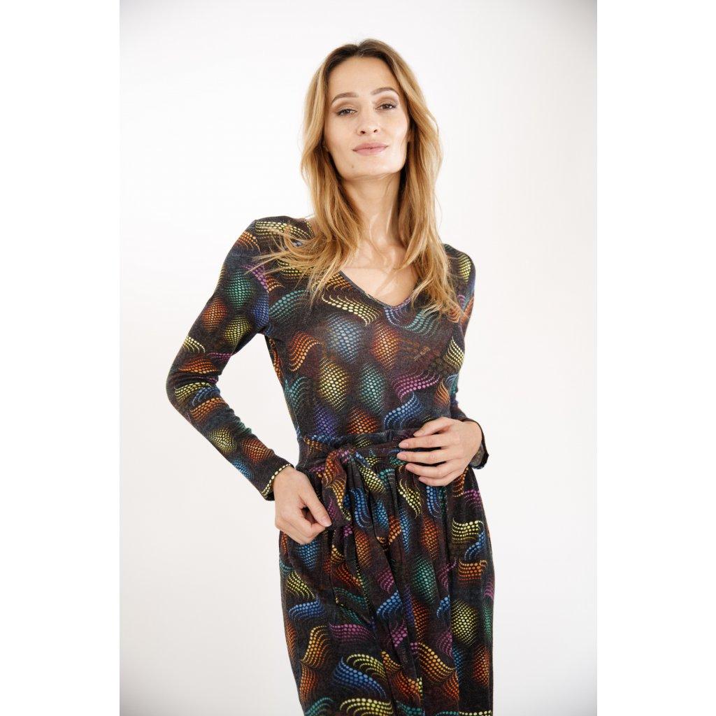 Wool MATRIX dress