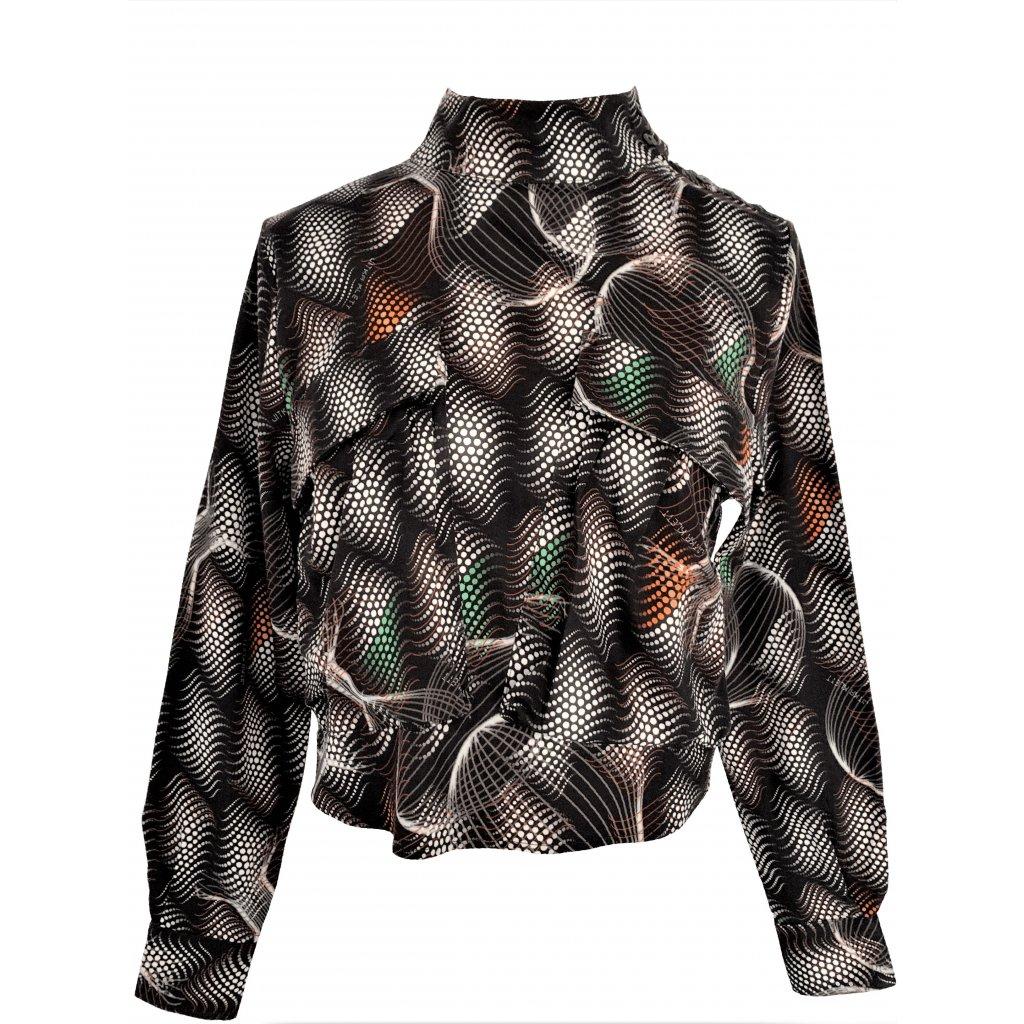 Cotton blouse MATRIX