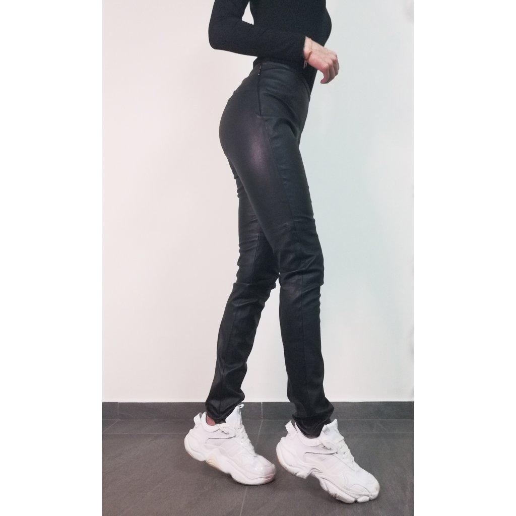JK Klett slim-leg LIBERTA leather pants