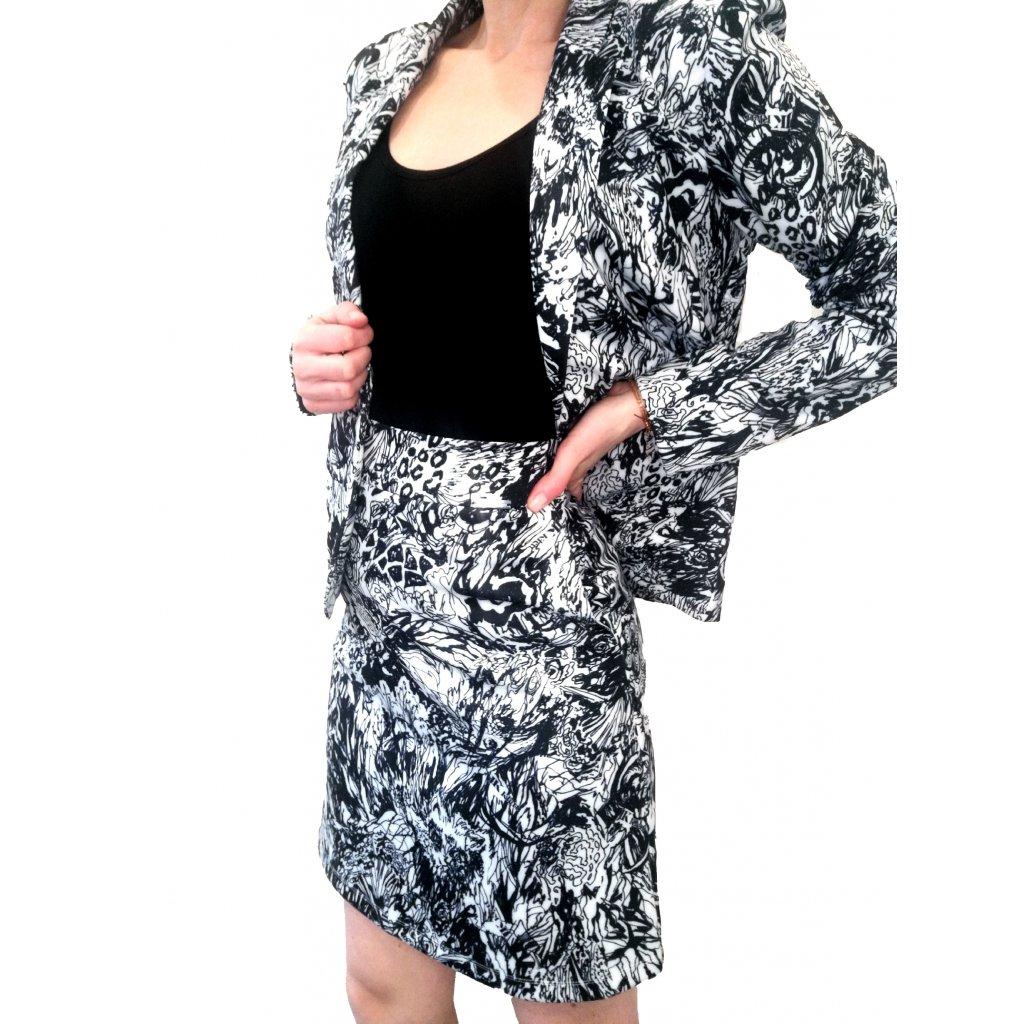 JK Klett mini LIBERTA skirt with pockets