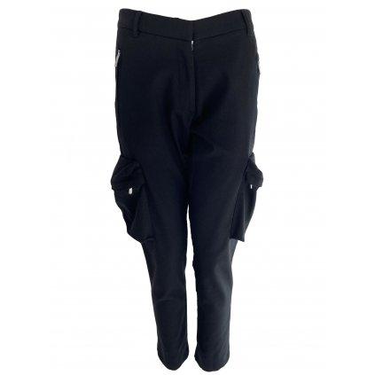 Black cargo pants MATRIX