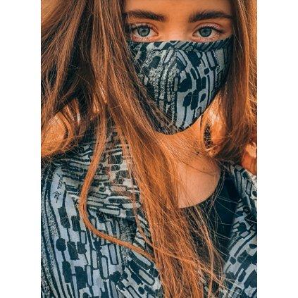 JK Klett Designer cotton face mask Grace