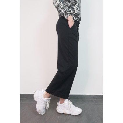 LIBERTA cropped straight-leg pants