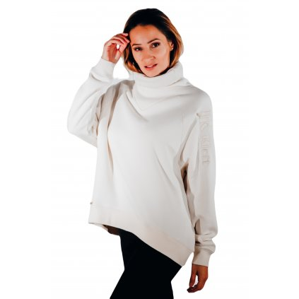 JK Klett funnel neck LIBERTA sweatshirt