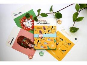 Jógové karty pro začátečníky