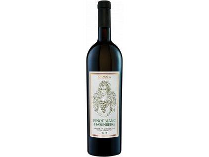 Pinot blanc Hasenberg 2016