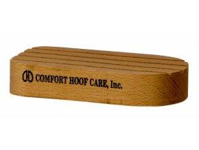 Comfort hoof care dřevěný bloček