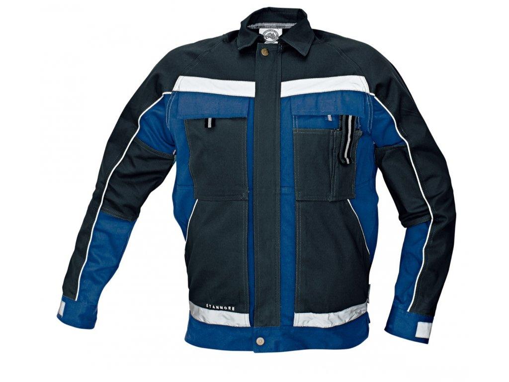 Montérková bunda STANMORE tmavě modrá