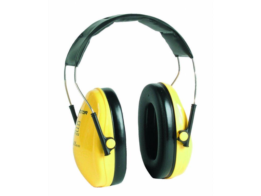 Mušlový chránič sluchu PELTOR H510A-401-GU OPTIME I